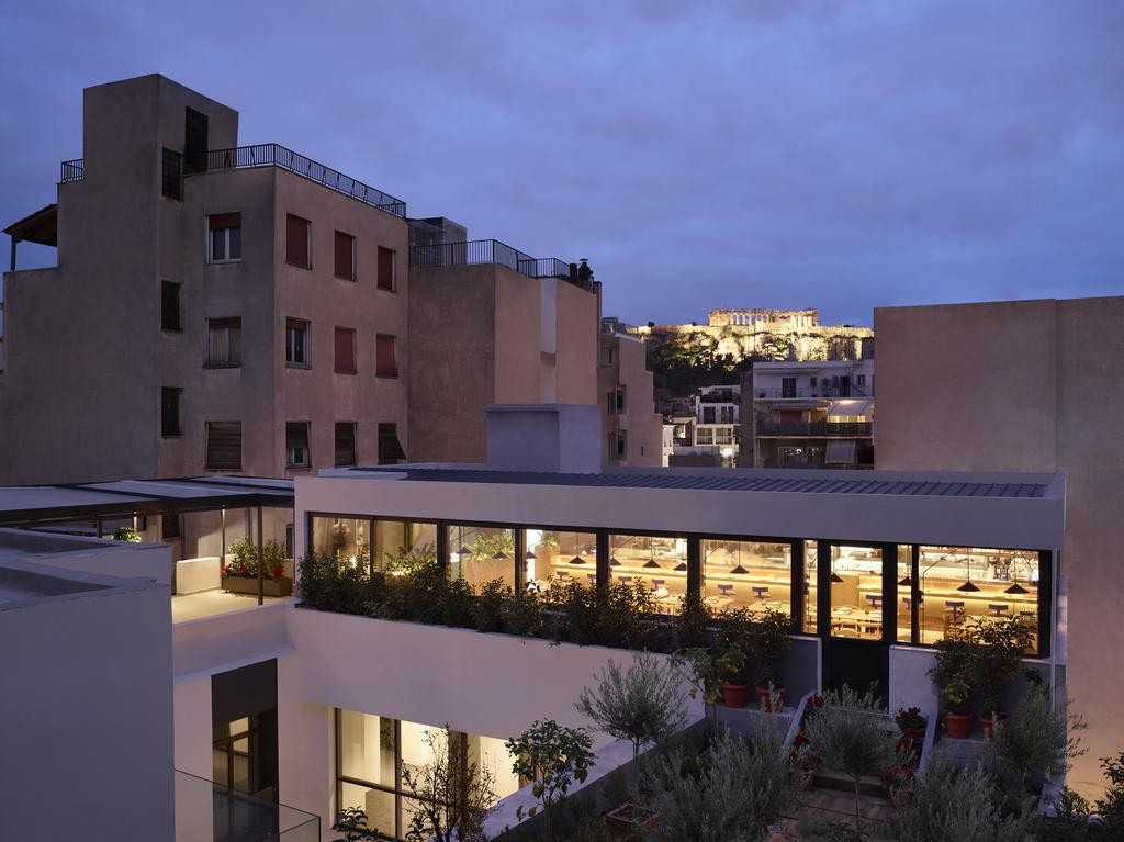 THE EDITOR HOTEL ATHENS