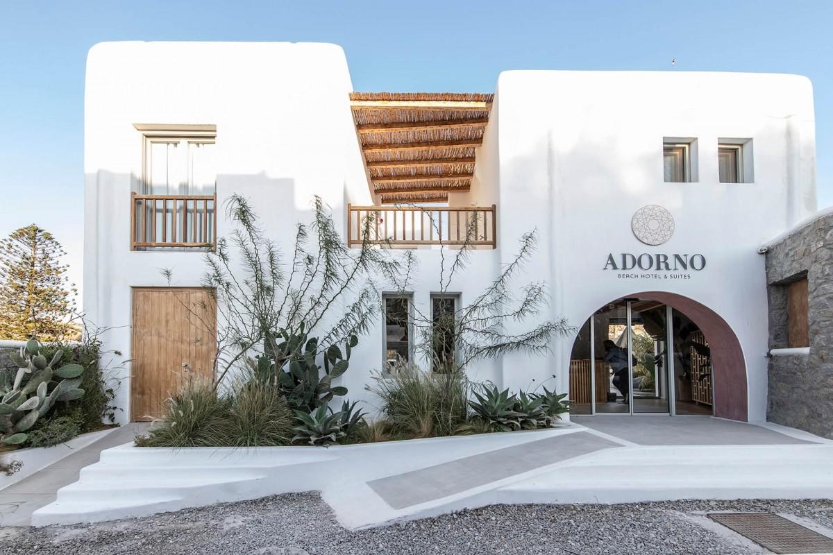 ADORNO BEACH HOTEL & SUITES